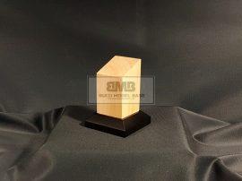 Poplar Figure base 4x4